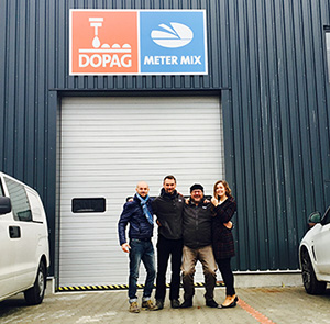 Team DOPAG Eastern Europe